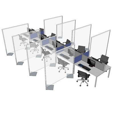 Protective Office Sceens (Call Us On 02920 775702)