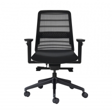 Tonique Chair With Black Frame