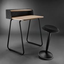 1.4) Sedus Secretair Home Desk