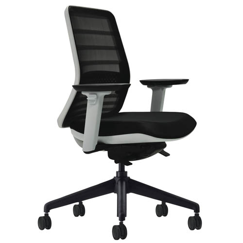 Tonique Mesh Black Chair