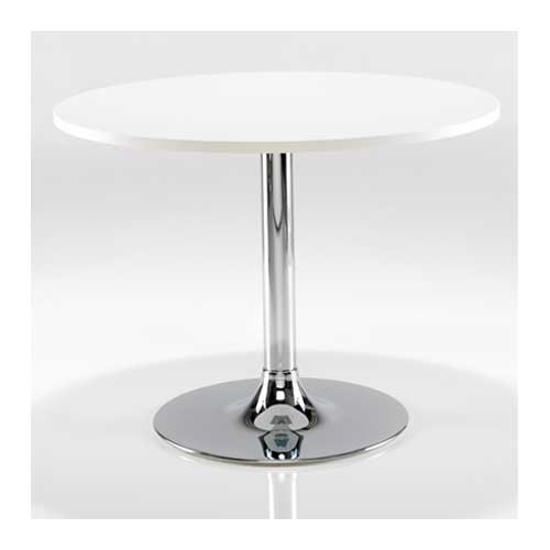 Lifestyle Dining Table Trumpet Base