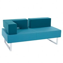 Double Seat Bench