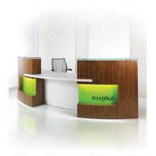 Evolution Xpression Reception Desk