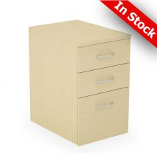 Gresham Desk High 600mm Pedestal