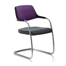 Match Cantilever Conference Chair