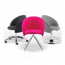 Neos Tub Chair Spider Base