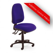 Platinum Ergonomic Task Chair (Infection Control Fabric)