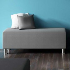 Rectangles Two Seater Bench