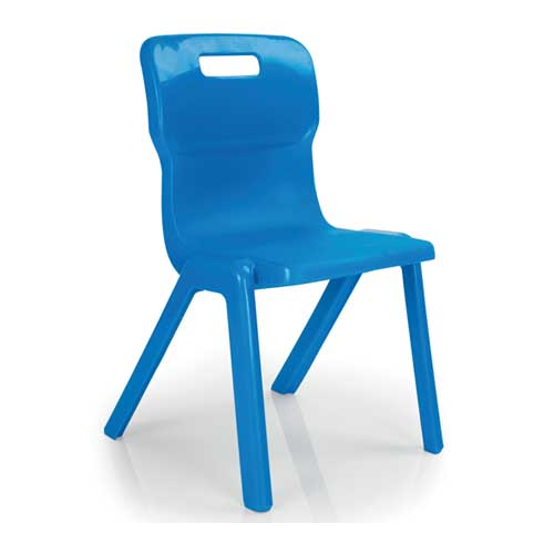 Titan One Piece Chair